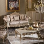 Set Sofa Tamu Ukir Royal Sude