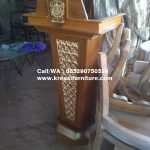 Podium Pidato Jati Dinas Kabupaten
