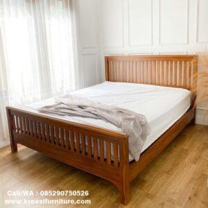 Tempat Tidur Minimalis Sabrina