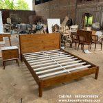 Tempat Tidur Minimalis Shafa
